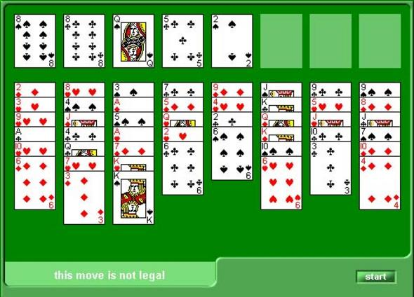 free freecell game online