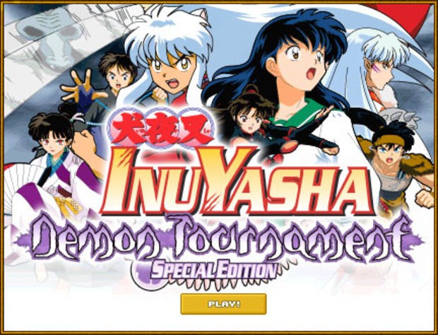 Adult swim inuyasha game